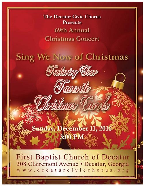 Christmas 2016 Concert