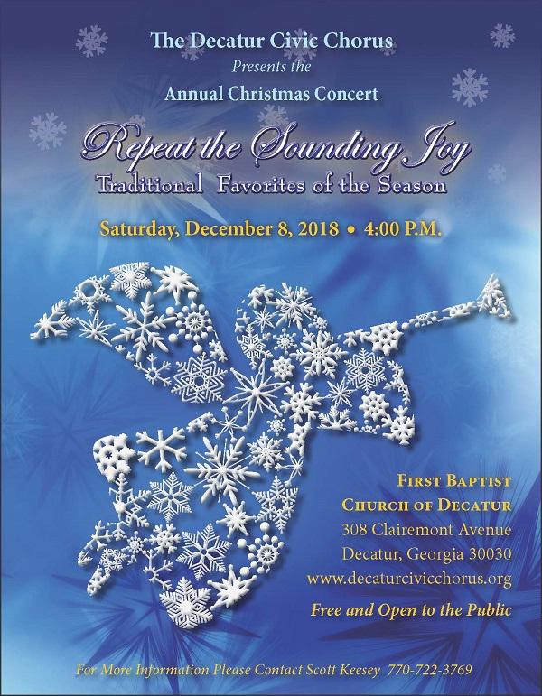 Christmas 2018 Concert