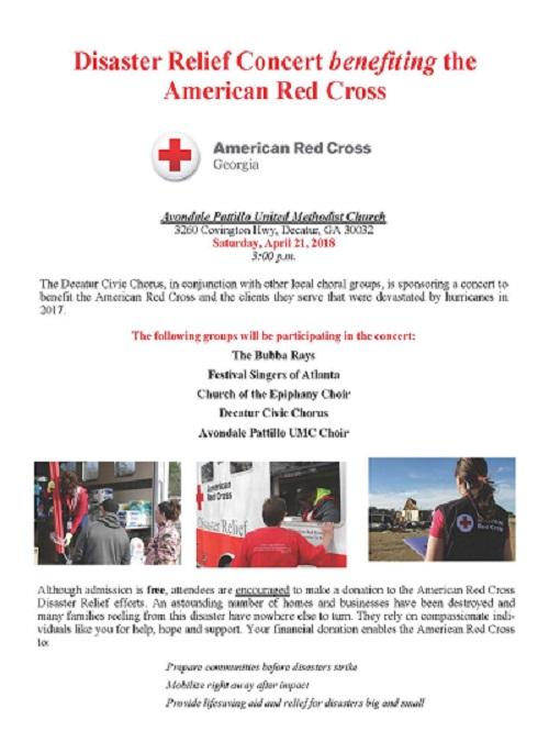 Red Cross Concert 2018